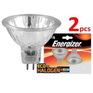 Energizer Halogen Spotlight 2PK