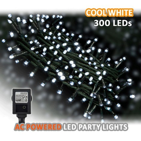 AC Powered LED Party Lights