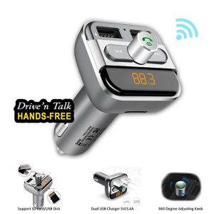 Bluetooth - FM Transmitter