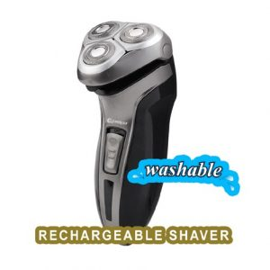 Washable & Rechargeable Shaver