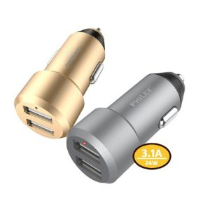 Pro Dual Port Car Charger