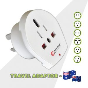 World to Australia/NZ Travel Adaptor