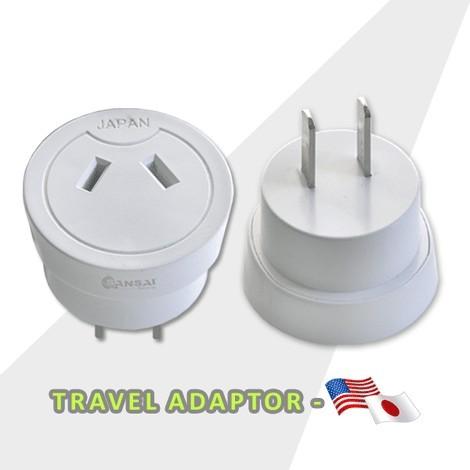 Travel Adaptor-Japan