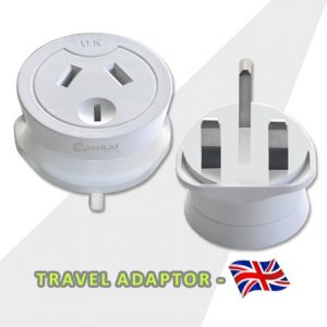 Travel Adaptor- UK
