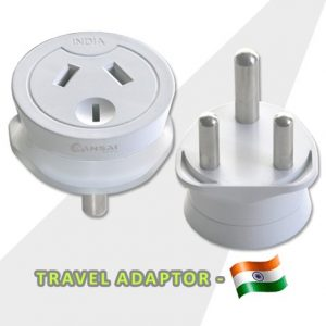 Travel Adaptor- India